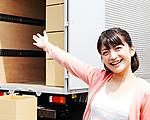 お荷物の量に合わせて軽トラックの台数を準備出来ます!のイメージ