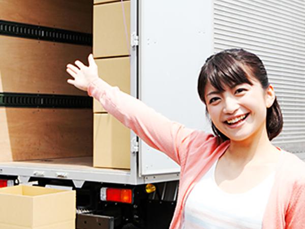 お荷物の量に合わせて軽トラックの台数を準備出来ます!の画像